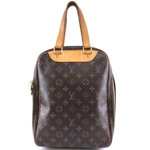 Louis Vuitton Excursion Sac Top Handle Satchel